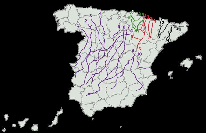 principales_vias_pecuarias