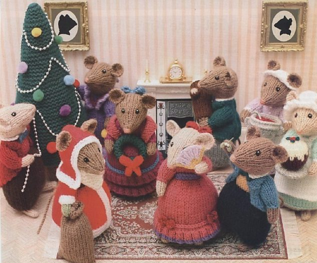 christmas-party-mice