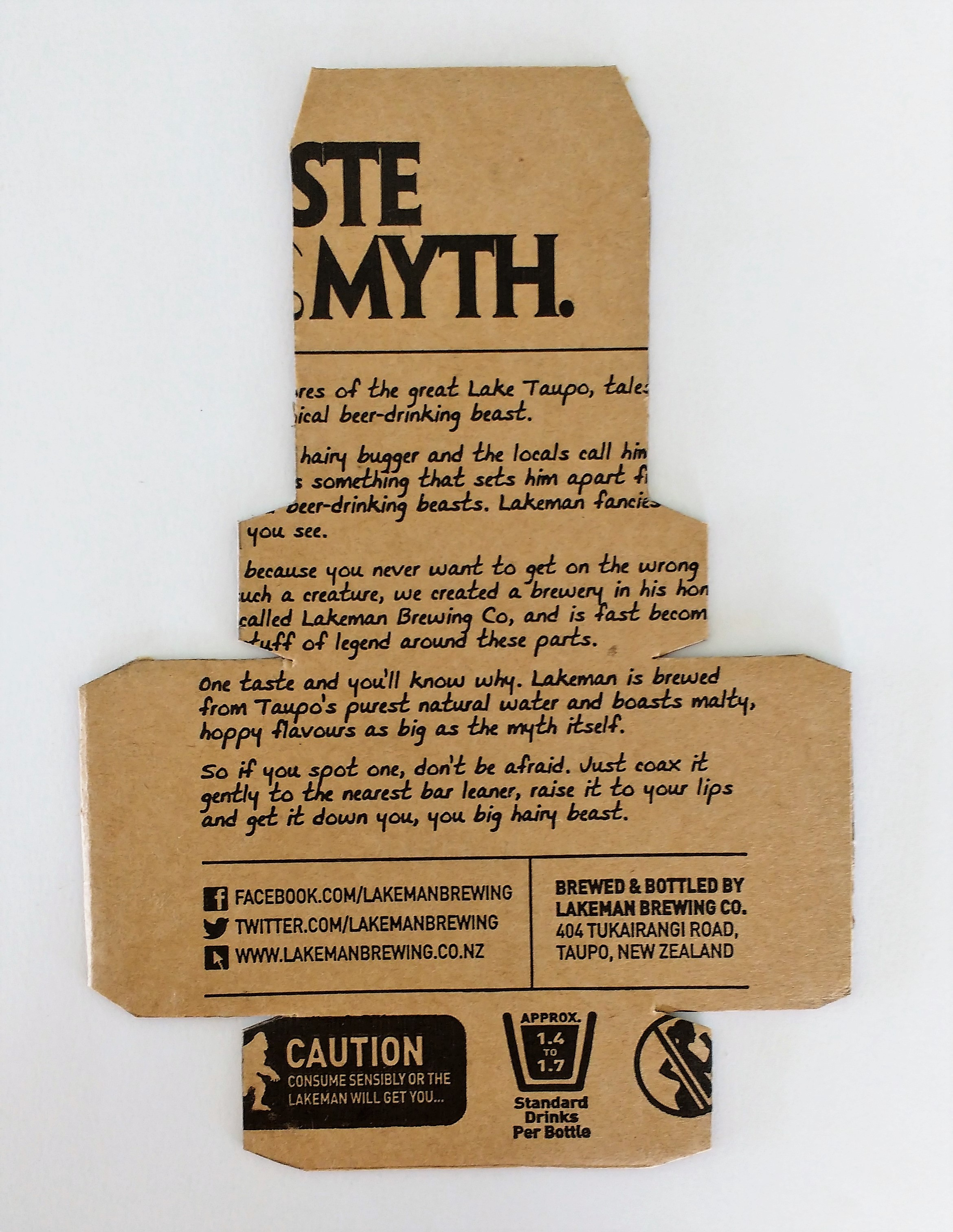 DIY Gift Box From Recycled Cardboard Woolventures