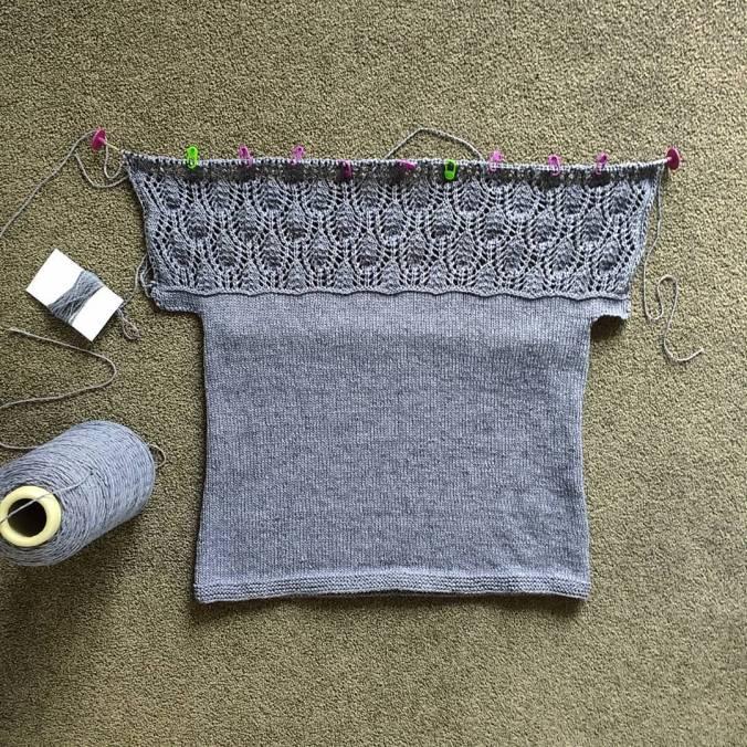 waterlily-in-progress